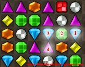 Bejeweled game tip 1