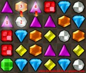 Bejeweled game tip 3