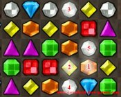 Bejeweled game tip 4