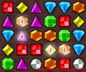 Bejeweled game tip 5