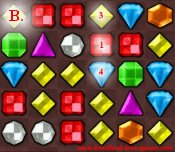 Bejeweled game tip 6b