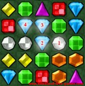 Bejeweled game tip 9